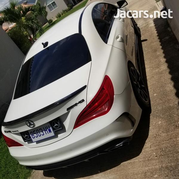 Mercedes-Benz CLA-Class 2,5L 2014-14