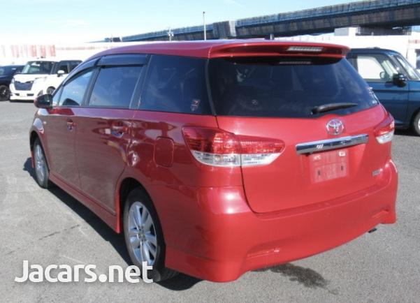 Toyota Wish Sport 1,8L 2010-2