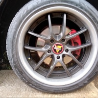 Rims amd tyres
