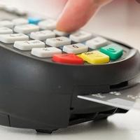ACCEPT DEBIT & CREDIT CARDS W