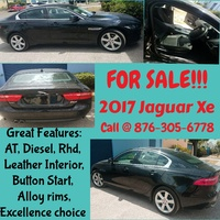 Jaguar XE 2,0L 2017
