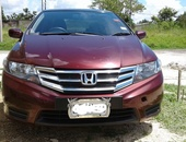 Honda City 2,0L 2014