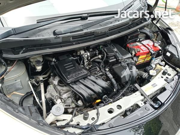 Nissan Note 0,6L 2013-10