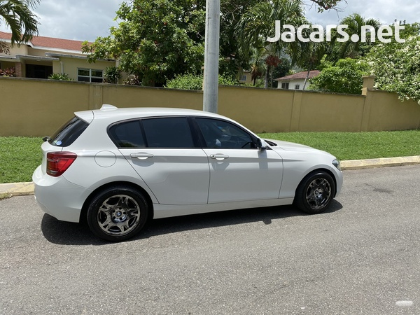 BMW 1-Series 1,6L 2013-4