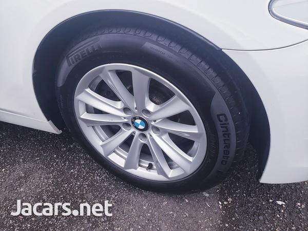 BMW 5-Series 2,5L 2013-6