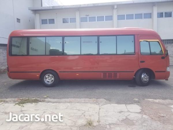 2002 Toyota Coaster Bus-4