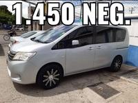 Nissan Serena 2,0L 2012