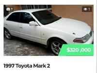 Toyota Mark II 2,0L 1997