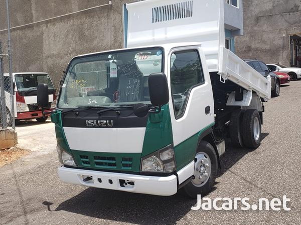 2007 Isuzu Elf High Deck Dump 3.0ton Truck-1