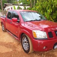 Nissan Titan 5,6L 2007