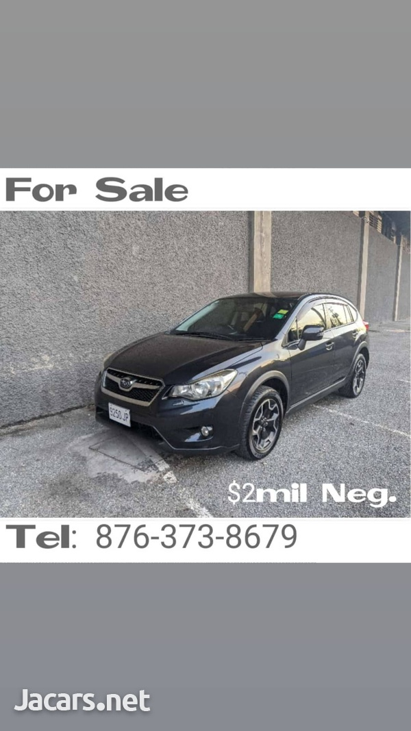 Subaru XV 1,9L 2013