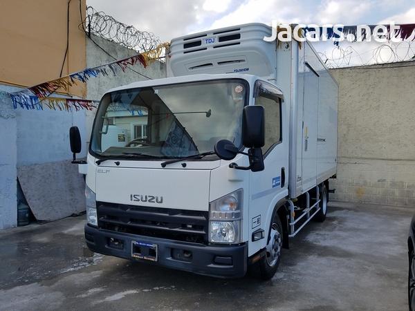Isuzu Elf Freezer Truck 2012-7