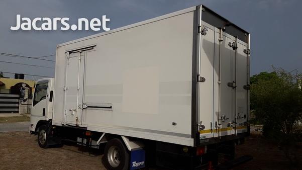 2014 Isuzu Elf Refrigerator Truck-4