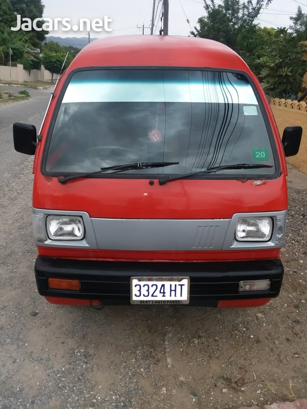 1989 SUZUKI CARRY-8