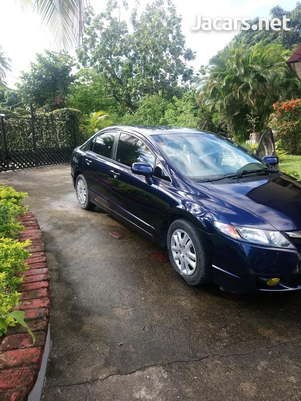Honda Civic 1,8L 2011-4