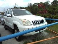 Toyota Land Cruiser Prado 3,0L 2007