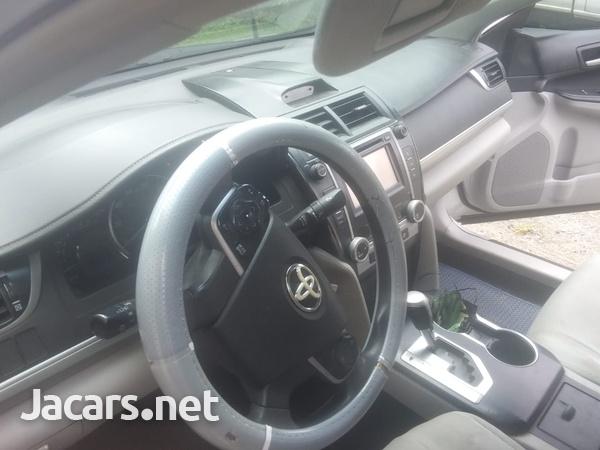 Toyota Camry 2,5L 2012-9