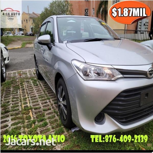 Toyota Axio 1,6L 2016-1