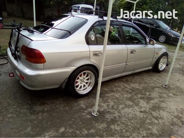 Honda Civic 1,8L 1998-4