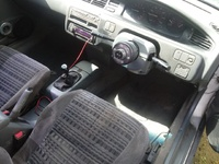 Honda Civic 1,5L 1992