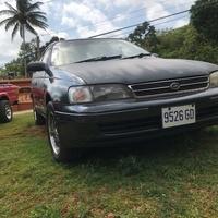 Toyota Caldina 1,5L 2002