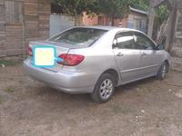Toyota Corolla Altis 1,3L 2004
