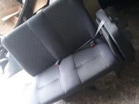 original and locally made bus seats