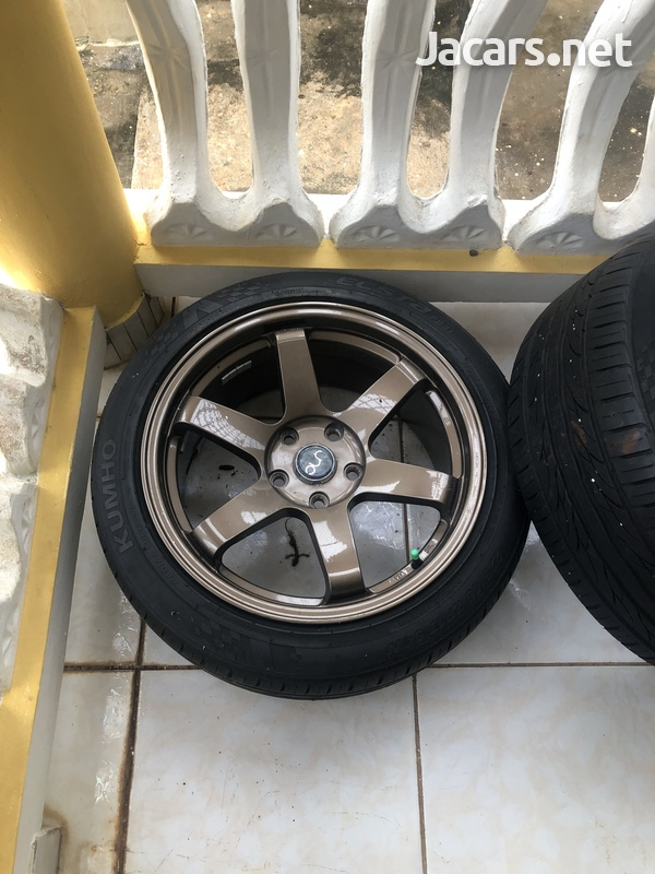 JNC 17s and tyre-4