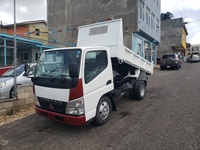 2007 Mitsubishi Canter Dump High Deck Truck