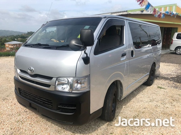 Toyota Hiace 2,7L 2009-2
