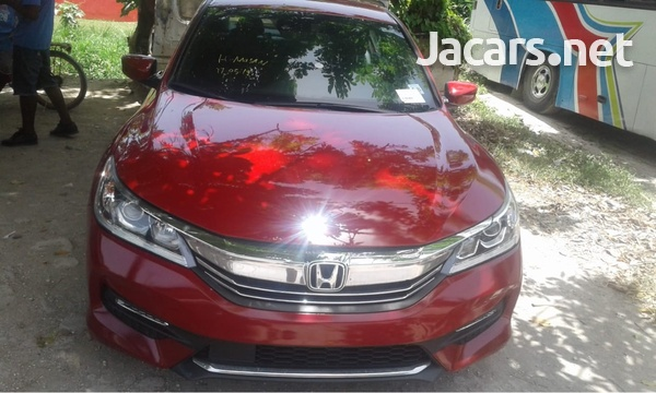 Honda Accord 2,6L 2016-1