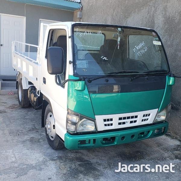 Newly imported 2007 Mazda Titan Dump truck-2