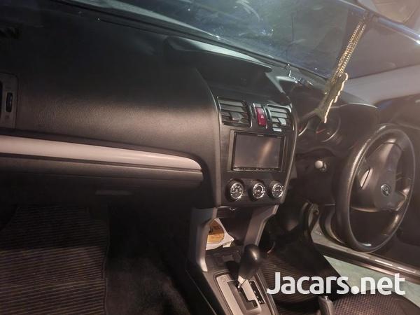 Subaru Forester 2,0L 2014-6