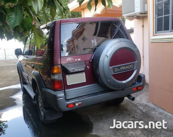 Toyota Prado 3,0L 1997-3