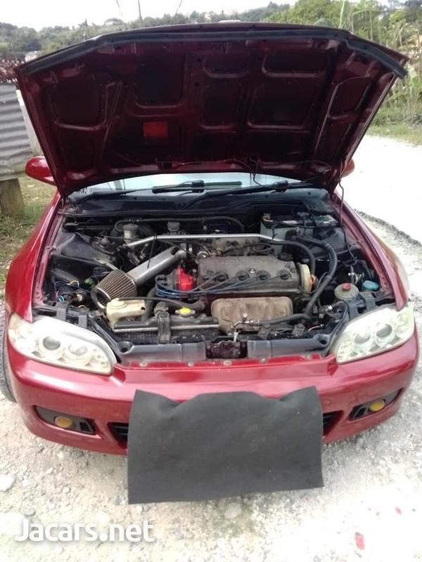 Honda Civic 1,7L 1995-2