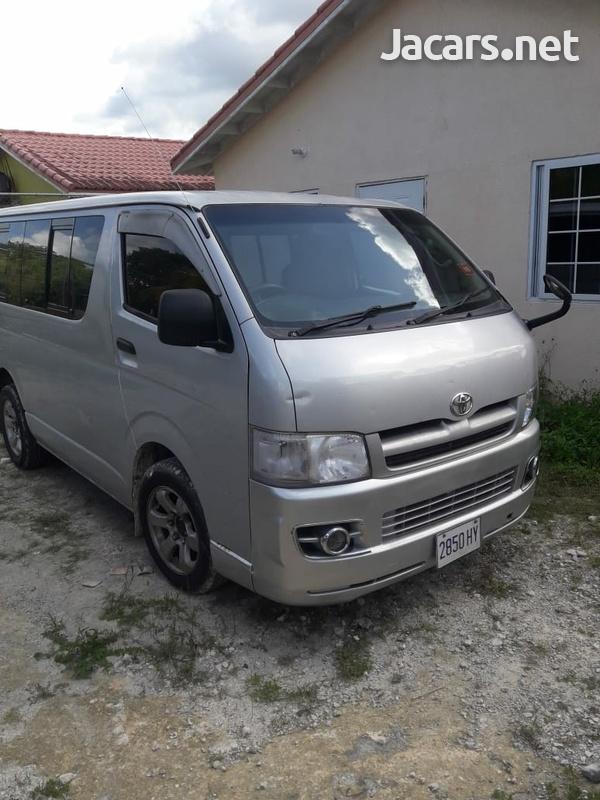 Toyota Hiace Bus 2006-2