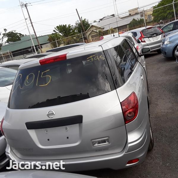 Nissan AD Wagon 1,7L 2015-4