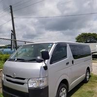 Toyota Hiace 3,0L 2017