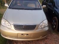 Toyota Corolla Altis 0,6L 2004