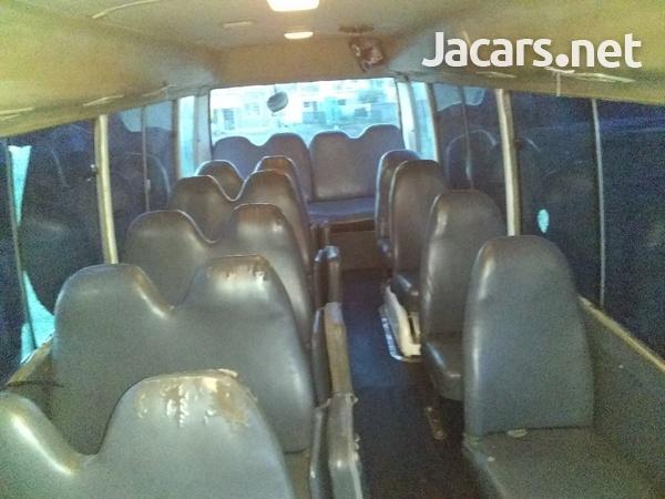 2001 Toyota Coaster Bus-6