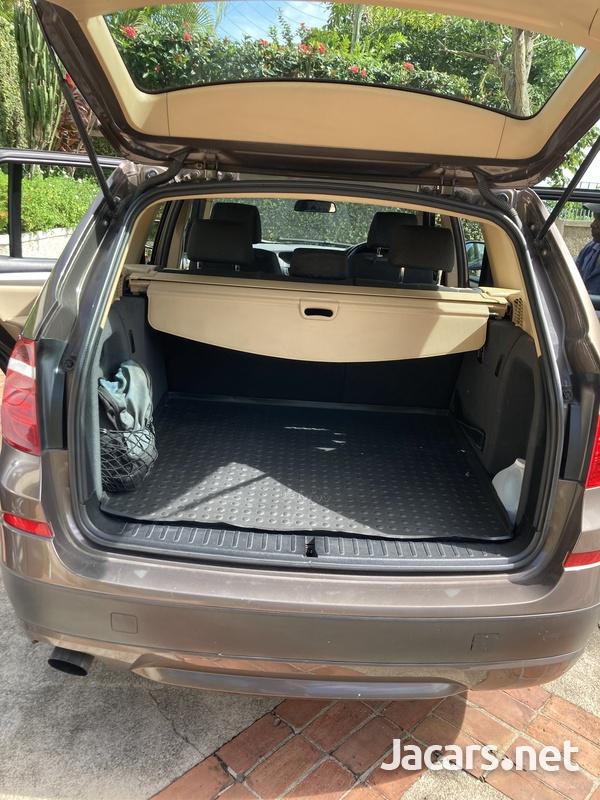 BMW X3 2,0L 2013-8