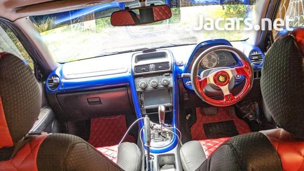 Toyota Altezza 2,0L 2001-4