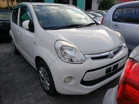 Toyota Passo 1,3L 2014