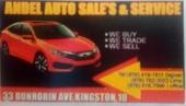 Andel Auto Sales
