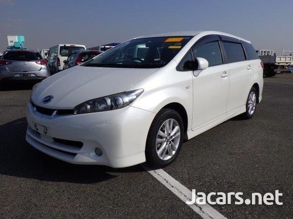 Toyota Wish 1,7L 2012-2