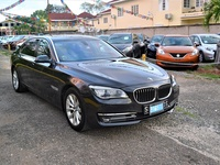 BMW 7-Series 4,0L 2014
