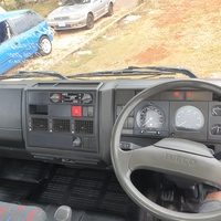 Ford iveco fleat bed