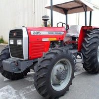 2021 Massey Ferguson 385 4WD Tractors