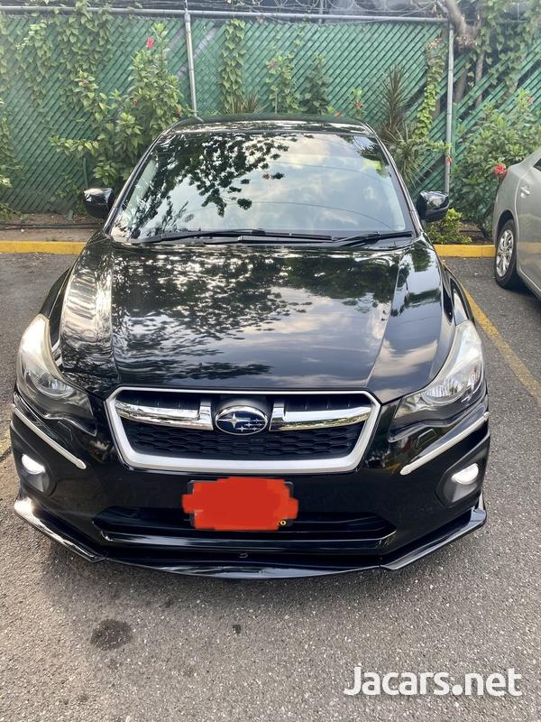Subaru Impreza 1,6L 2014-8