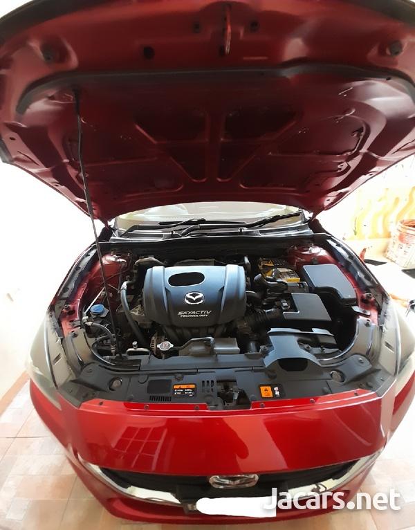 Mazda 3 1,5L 2017-5